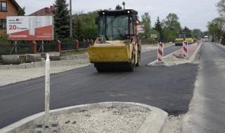 Trwa przebudowa drogi wojewódzkiej nr 728. Inwestycja kosztuje ponad 22 mln złotych