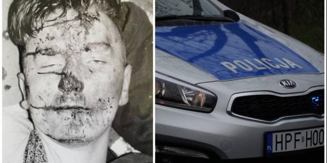 [DRASTYCZNE ZDJĘCIA] Śmiertelny wypadek sprzed 23 lat. Policja prosi o pomoc w ustaleniu tożsamości ofiary
